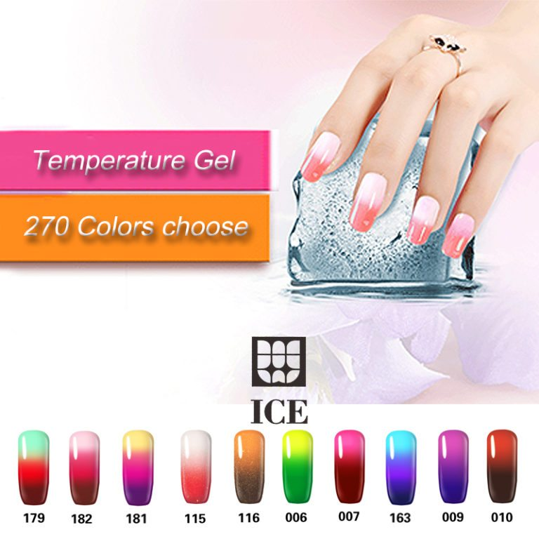 temperature gel