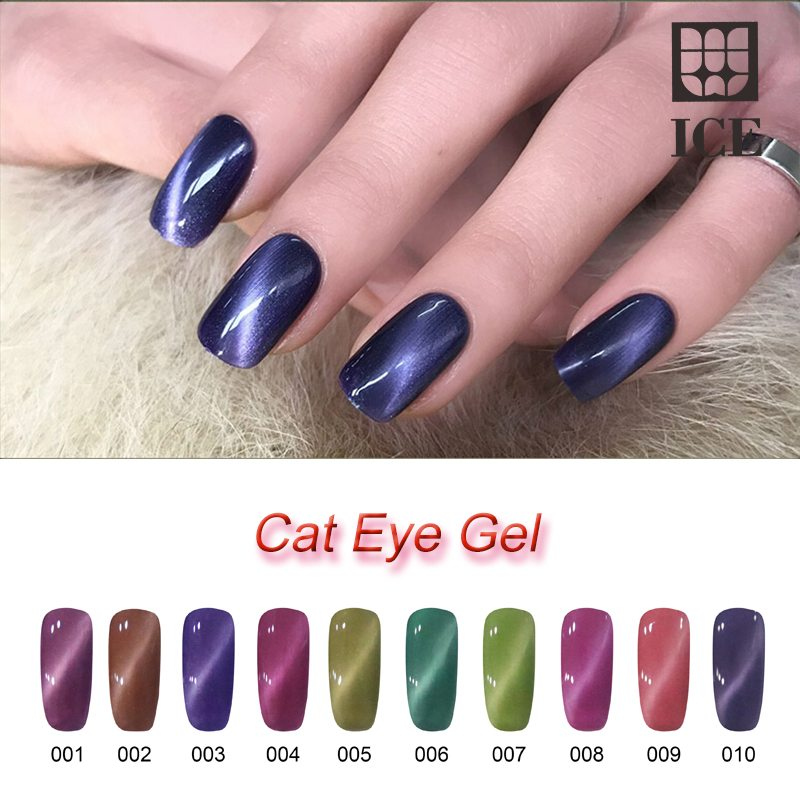 Cat Eye Nail Polish Non Gel